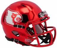 Louisville Cardinals Riddell Speed Mini Collectible Football Helmet