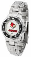 Louisville Cardinals Competitor Steel Women's Watch
