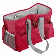 Louisville Cardinals Crosshatch Weekend Bag