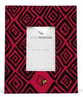 Louisville Cardinals Diamond Picture Frame