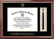Louisville Cardinals Diploma Frame & Tassel Box