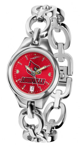 Louisville Cardinals Eclipse AnoChrome Women's Watch
