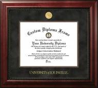 Louisville Cardinals Executive Diploma Frame