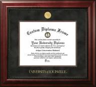 Louisville Cardinals Executive Diploma Frame