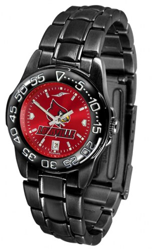 Louisville Cardinals Fantom Sport AnoChrome Women's Watch