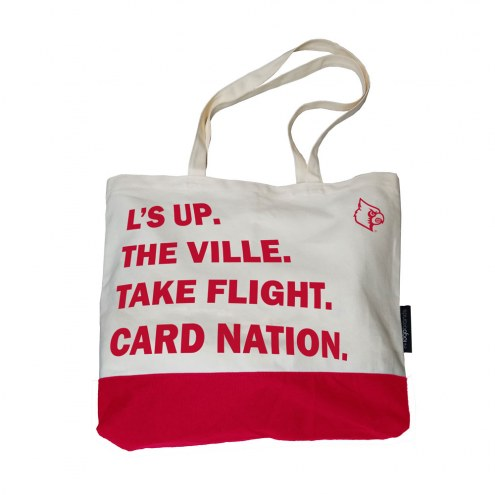 Louisville Cardinals Favorite Things Tote