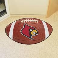 Louisville Cardinals Football Floor Mat