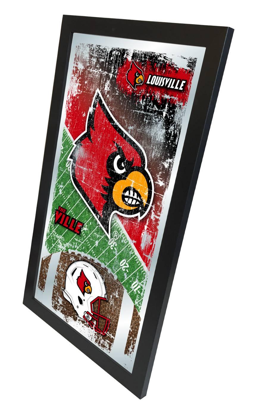 Louisville Cardinals Football Mirror