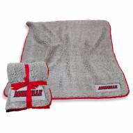 Louisville Cardinals Frosty Fleece Blanket