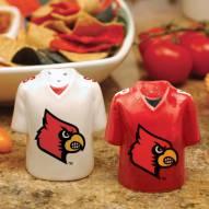 Louisville Cardinals Gameday Salt and Pepper Shakers