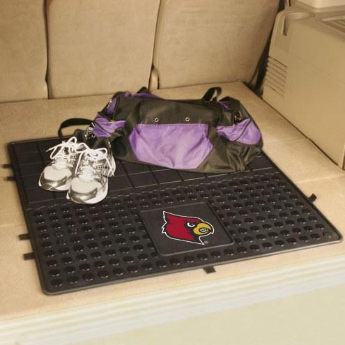 Louisville Cardinals Heavy Duty Vinyl Cargo Mat