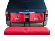 Louisville Cardinals Tailgate Hitch Seat/Cargo Carrier