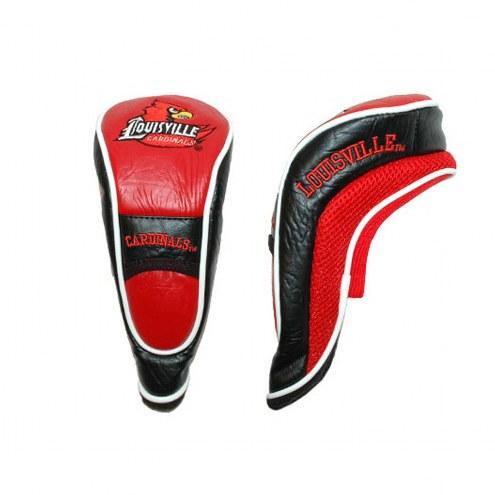 Louisville Cardinals Hybrid Golf Head Cover