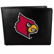 Louisville Cardinals Large Logo Bi-fold Wallet