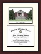 Louisville Cardinals Legacy Scholar Diploma Frame