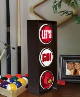 Louisville Cardinals Let's Go Light