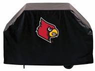 Louisville Cardinals Logo Grill Cover