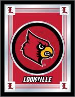 Louisville Cardinals Logo Mirror