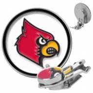 Louisville Cardinals Magic Clip