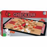 Louisville Cardinals Checkers