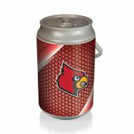 Louisville Cardinals Mega Can Cooler