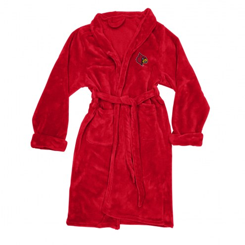 Louisville Cardinals Men's Bathrobe