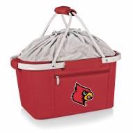 Louisville Cardinals Metro Picnic Basket