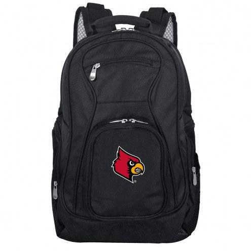 Louisville Cardinals Laptop Travel Backpack