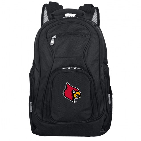 Louisville Cardinals Laptop Travel Backpack