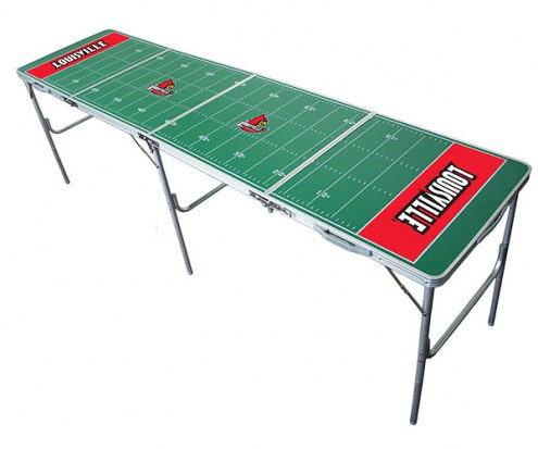 Louisville Cardinals College Tailgate Table