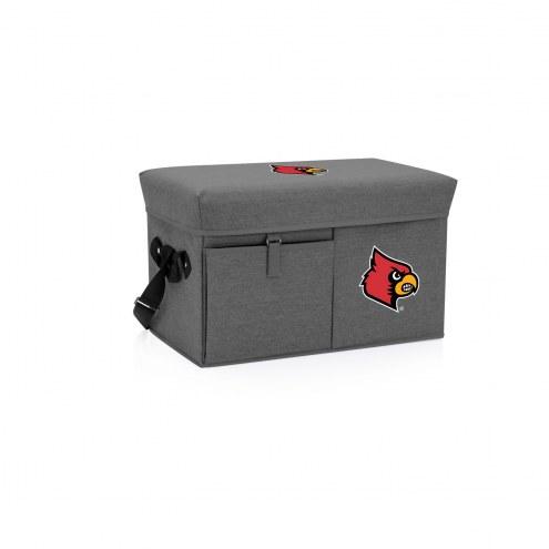 Louisville Cardinals Ottoman Cooler & Seat