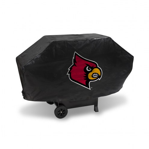 Louisville Cardinals Padded Grill Cover