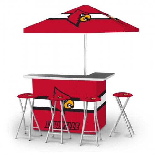 Louisville Cardinals Pop Up Bar