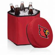 Louisville Cardinals Red Bongo Cooler