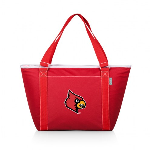 Louisville Cardinals Red Topanga Cooler Tote