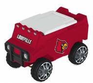 Louisville Cardinals Remote Control Rover Cooler