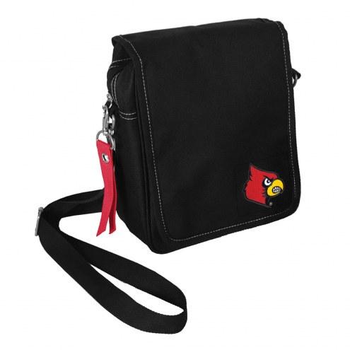 Louisville Cardinals Ribbon Satchel