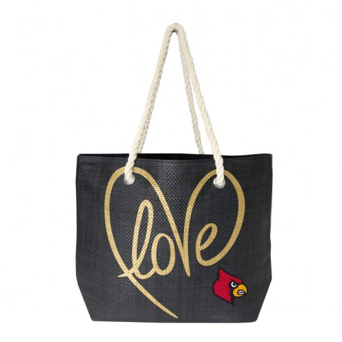 Louisville Cardinals Rope Tote