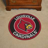 Louisville Cardinals Rounded Mat