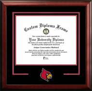 Louisville Cardinals Spirit Diploma Frame