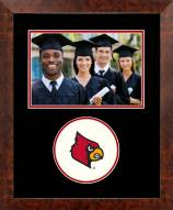Louisville Cardinals Spirit Horizontal Photo Frame