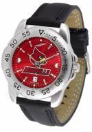 Louisville Cardinals Sport AnoChrome Men's Watch