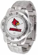 Louisville Cardinals Sport Steel Men's Watch