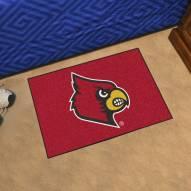 Louisville Cardinals Starter Rug