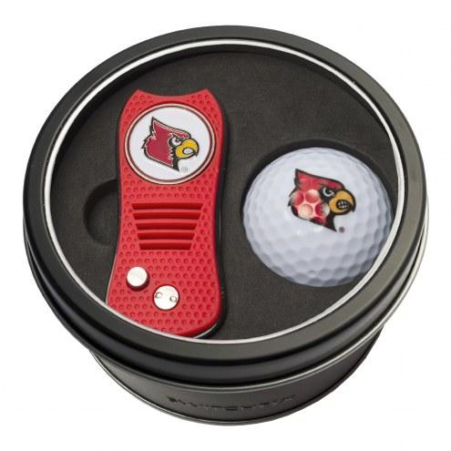 Louisville Cardinals Switchfix Golf Divot Tool & Ball