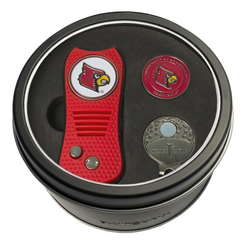 Louisville Cardinals Switchfix Golf Divot Tool, Hat Clip, & Ball Marker