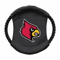 Louisville Cardinals Team Frisbee Dog Toy