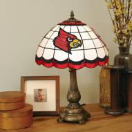 Louisville Cardinals Tiffany Table Lamp
