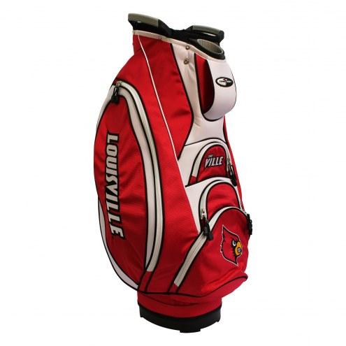Louisville Cardinals Victory Golf Cart Bag
