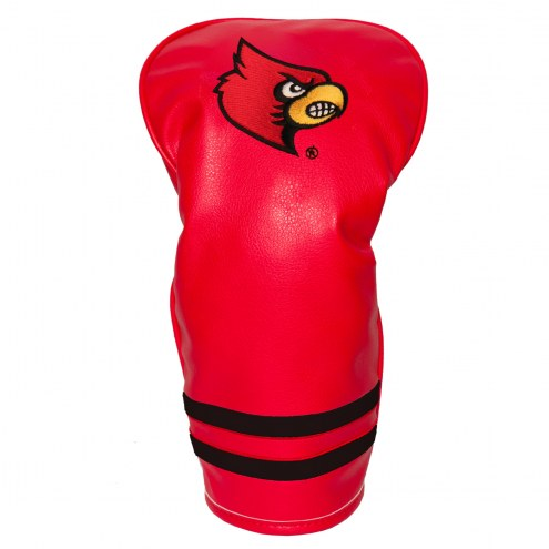 Louisville Cardinals Vintage Golf Driver Headcover